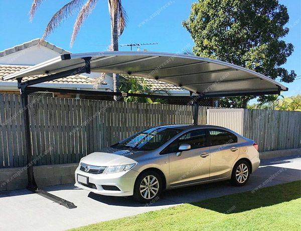 Side Carport