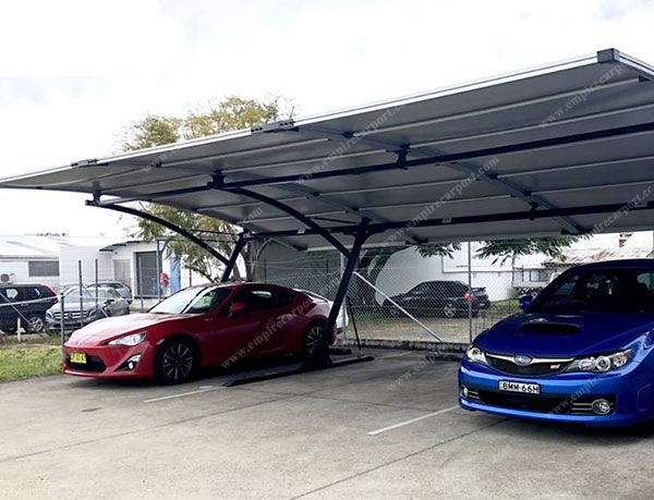 Triple Carport