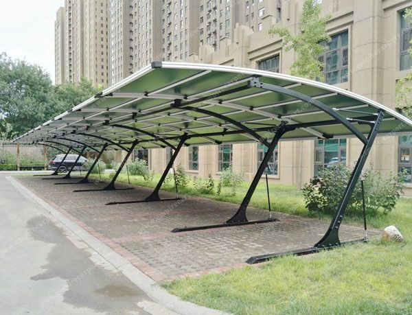 Carport for 10cars for commercial use