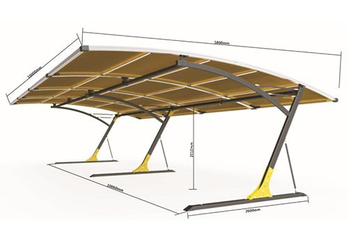 Carport for 4cars
