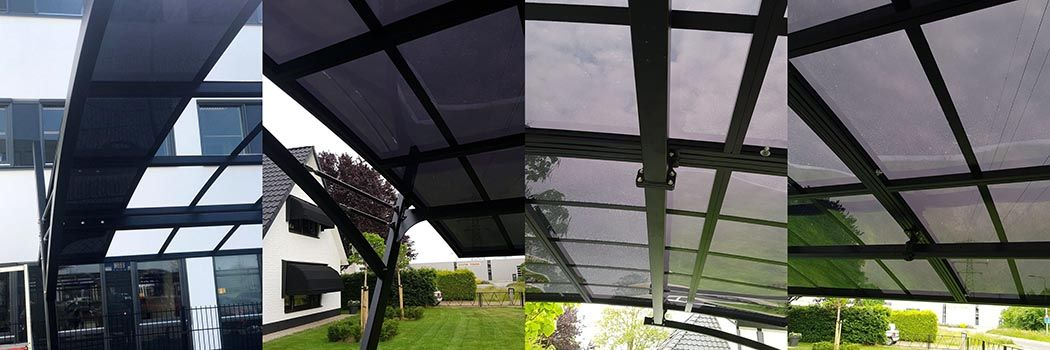 Polycarbonate Carport for 1car and 2cars
